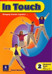 In Touch 2 Student Book + CD (підручник) - фото обкладинки книги