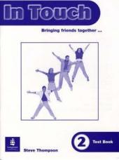 In Touch 2 Tests (тестовий зошит) - фото обкладинки книги