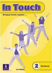 In Touch 2  Workbook (робочий зошит) - фото обкладинки книги
