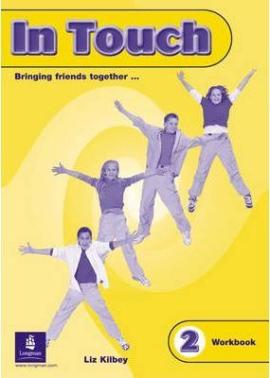 In Touch 2  Workbook (робочий зошит) - фото книги