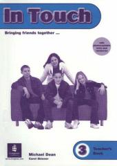In Touch 3 Teachers Book (книга вчителя) - фото обкладинки книги