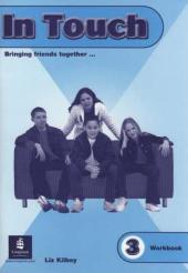 In Touch 3  Workbook - фото обкладинки книги