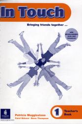 In Touch Teacher's Book 1 - фото обкладинки книги