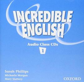 Incredible English 1: Class Audio CD - фото книги