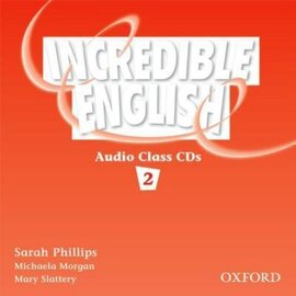 Incredible English 2: Class Audio CD - фото книги