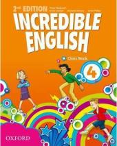 Incredible English 2nd edition 4. Class Book - фото обкладинки книги