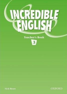 Incredible English 3. Teacher's Book - фото книги
