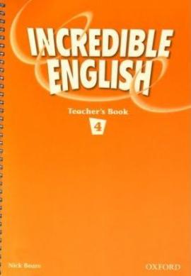 Incredible English 4: Teacher's Book - фото книги
