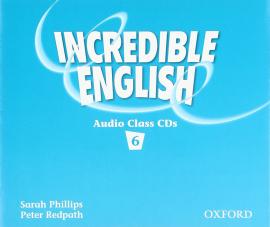 Incredible English 6: Class Audio CDs - фото книги