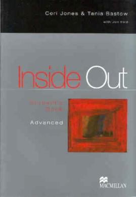 Inside Out Advanced Student's Book (книга студента) - фото книги