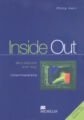 Inside Out Intermediate Work Book+CD (робочий зошит+аудіодиск) - фото книги