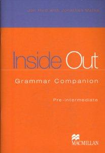 Inside Out Pre-Intermediate Grammar Companion (підручник) - фото книги