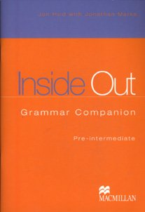 Inside Out Pre-Intermediate Grammar Companion (підручник) - фото книги