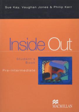 Inside Out Pre-intermediate Student's Book (книга студента) - фото книги