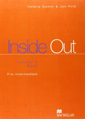 Inside Out Pre-intermediate Teacher's Book (книга вчителя) - фото книги