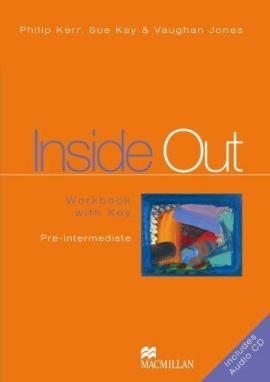Inside Out Pre-intermediate Work Book+CD (робочий зошит+аудіодиск) - фото книги