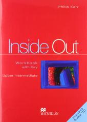 Inside Out Uppermediate Work Book+CD (робочий зошит+аудіодиск) - фото обкладинки книги