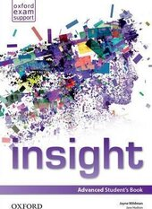 Insight Advanced: Student's Book (підручник) - фото обкладинки книги