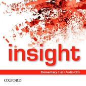 Insight Elementary: Class Audio CDs(аудіодиск) - фото обкладинки книги
