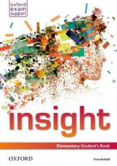 Insight Elementary: Student's Book (підручник) - фото обкладинки книги