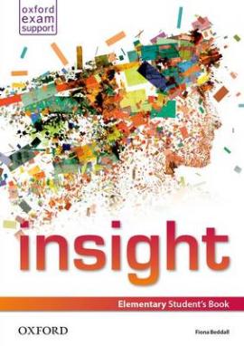 Insight Elementary: Student's Book (підручник) - фото книги