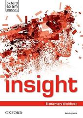 Insight Elementary: Workbook - фото обкладинки книги