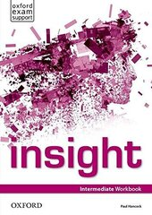 Insight Intermediate: Workbook - фото обкладинки книги