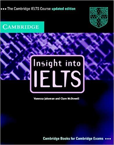Комплект книг Insight into IELTS