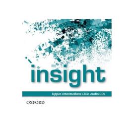 Insight Upper-Intermediate: Class Audio CDs - фото книги