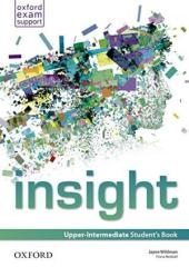 Insight Upper-Intermediate: Student's Book (підручник) - фото обкладинки книги
