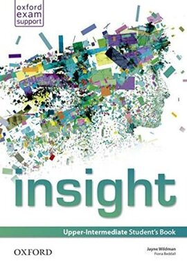 Insight Upper-Intermediate: Student's Book (підручник) - фото книги