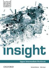 Insight Upper-Intermediate: Workbook - фото обкладинки книги