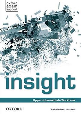 Insight Upper-Intermediate: Workbook - фото книги