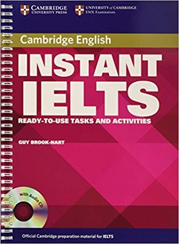 Комплект книг Instant IELTS Book and Audio CD Pack