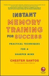 Instant Memory Training For Success : Practical Techniques for a Sharper Mind - фото обкладинки книги