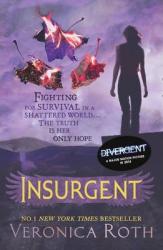 Insurgent - фото обкладинки книги