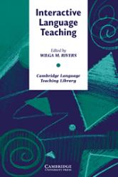 Interactive Language Teaching - фото обкладинки книги