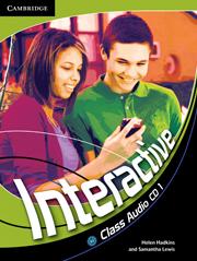 Аудіодиск Interactive Level 1 Class Audio CDs