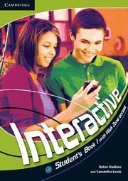 Підручник Interactive Level 1 Student's Book