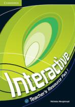 Книга для вчителя Interactive Level 1 Teacher's Resource Pack