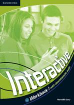 Робочий зошит Interactive Level 1 Workbook with Downloadable Audio