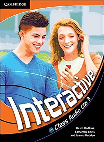 Аудіодиск Interactive Level 3 Class Audio CDs