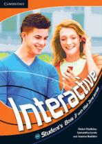 Аудіодиск Interactive Level 3 Student's Book