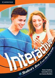 Підручник Interactive Level 3 Student's Book