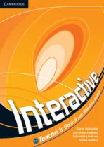 Аудіодиск Interactive Level 3 Teacher's Book