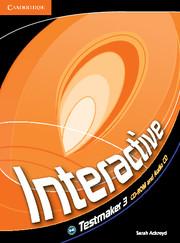 Аудіодиск Interactive Level 3 Testmaker
