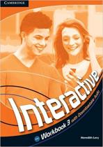 Аудіодиск Interactive Level 3 Workbook with Downloadable Audio