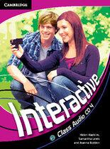 Підручник Interactive Level 4 Class Audio CDs