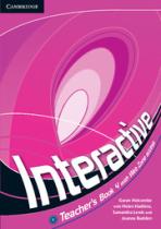 Аудіодиск Interactive Level 4 Teacher's Book