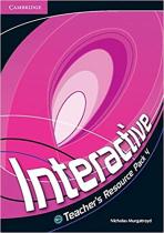 Аудіодиск Interactive Level 4 Teacher's Resource Pack